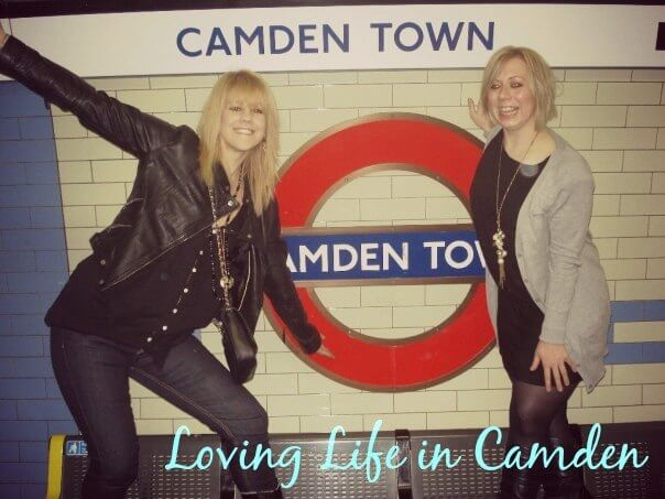 Leaving London Camden