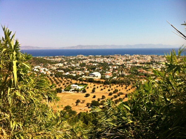 Cycling Around Rhodes: The Best Day of the Holiday