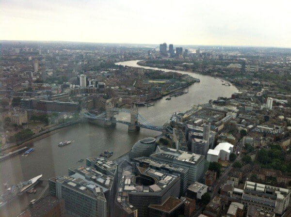 City Wonders Shard tour