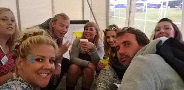 Blogstock pub quiz team
