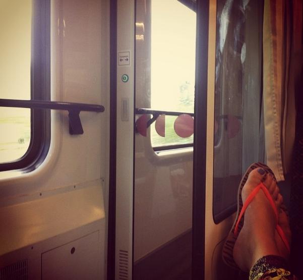 Bratislava to Budapest by Train