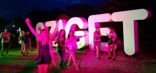First day at Sziget