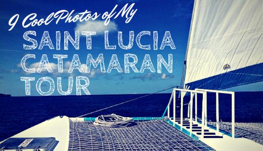 9 Cool Photos of My Saint Lucia Catamaran Tour