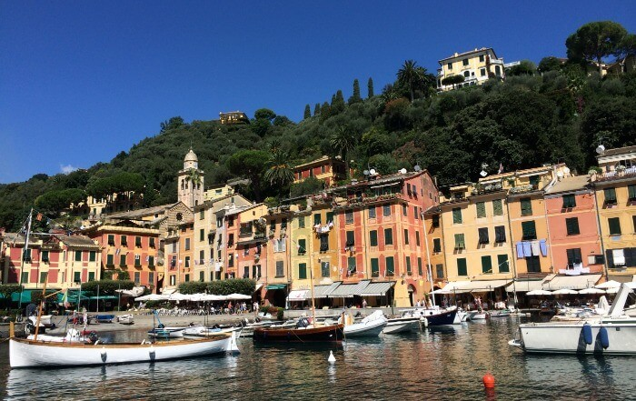 Boat trip to Portofino from the Cinque Terre