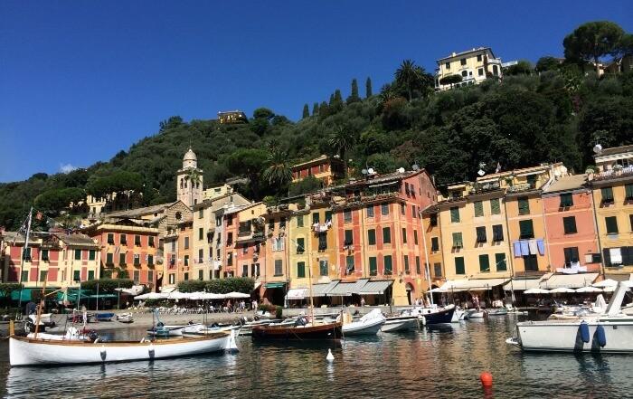 Boat trip to Portofino from the Cinque Terre