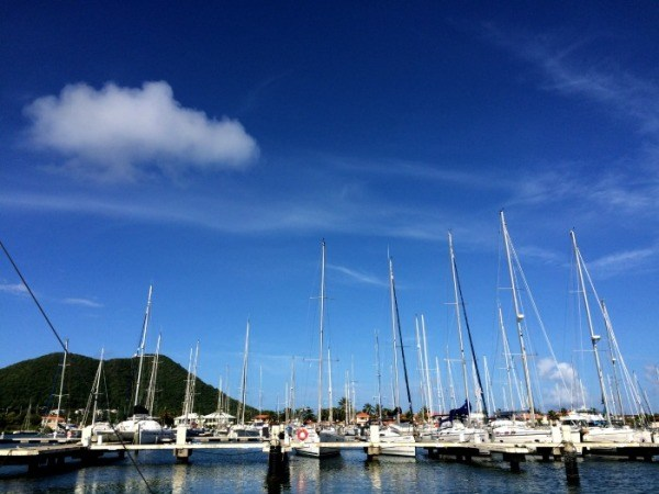Saint Lucia Catamaran tour