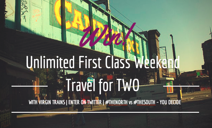 3 of the Coolest Things About London (Win Unlimited First Class Rail Travel!)