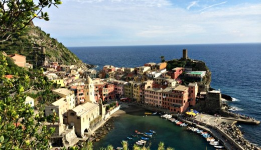 Top Tips for Hiking from Monterosso to Vernazza