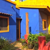The 29 Most Colourful Houses of San Pancho