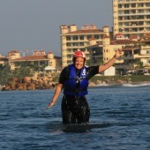 Flyboarding with Vallarta Adventures