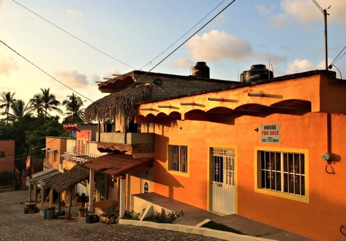 houses in San Pancho