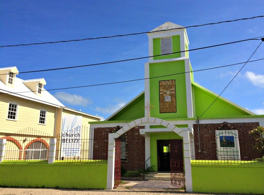 The Church in Belize CIty