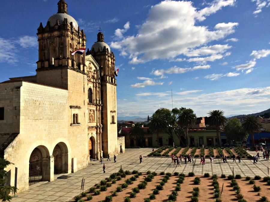 Oaxaca City things to do