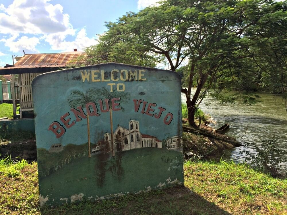 two weeks in belize