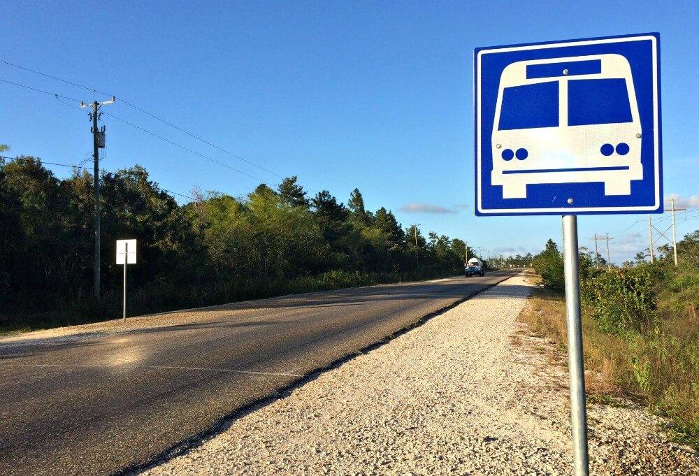 Belize buses