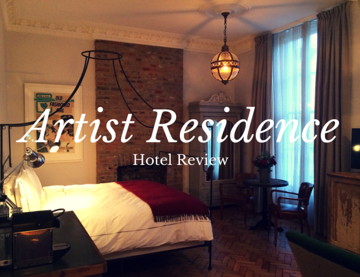 Artist Residence London: Hotel Review