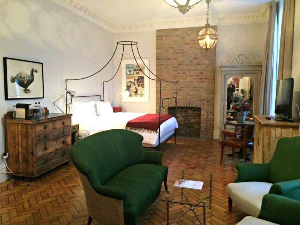 Artist Residence Review