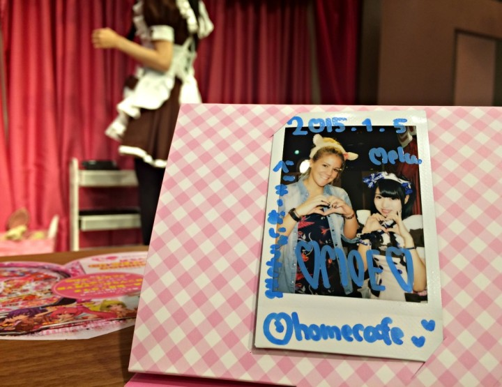 A Bizarre Maid Cafe Experience in Tokyo