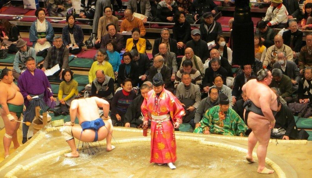 WTf is sumo wrestling?