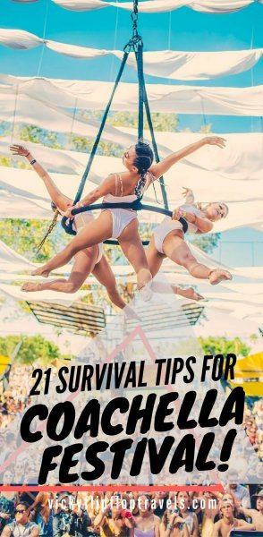 Coachella Survival Tips