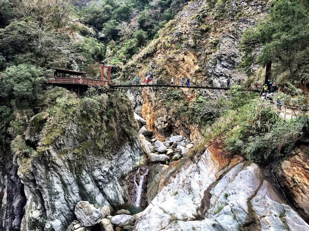Exploring the Taroko Gorge in Taiwan