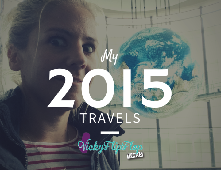 My Travel Plans for the Rest of 2015