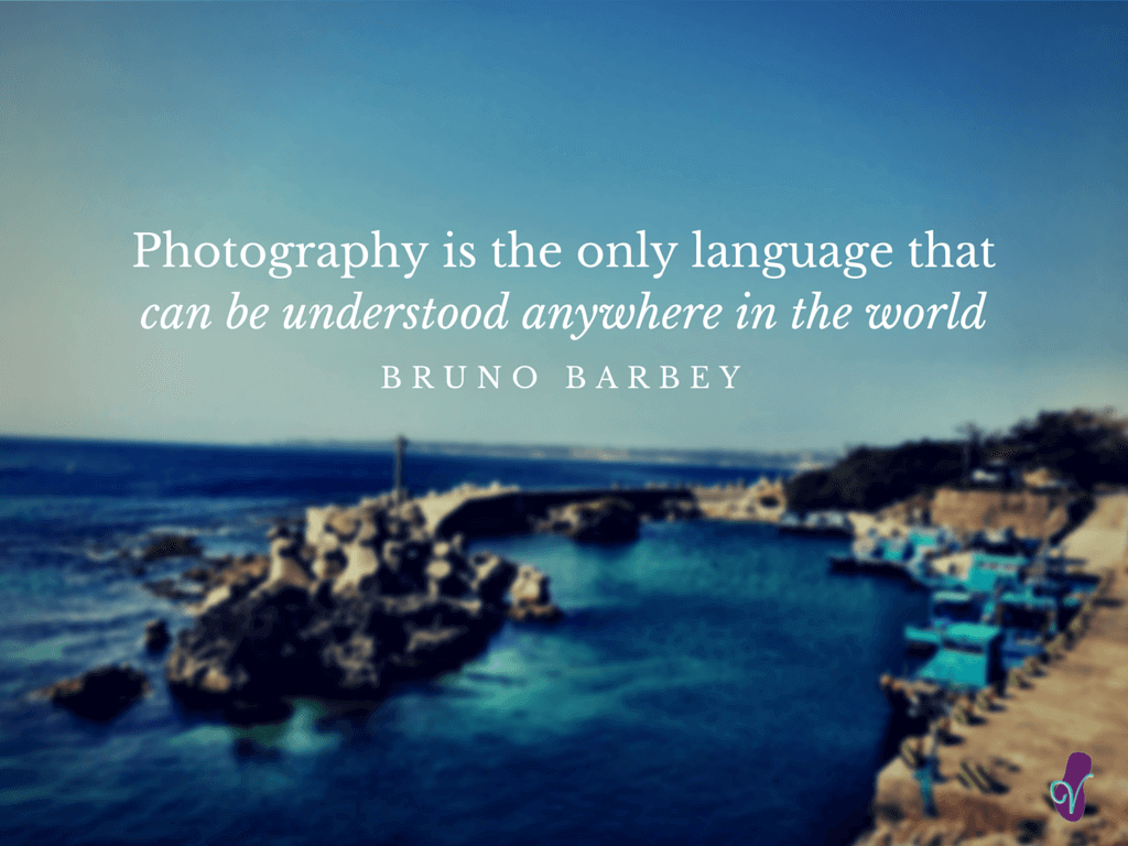 Photography is the only languagethatcan (1)