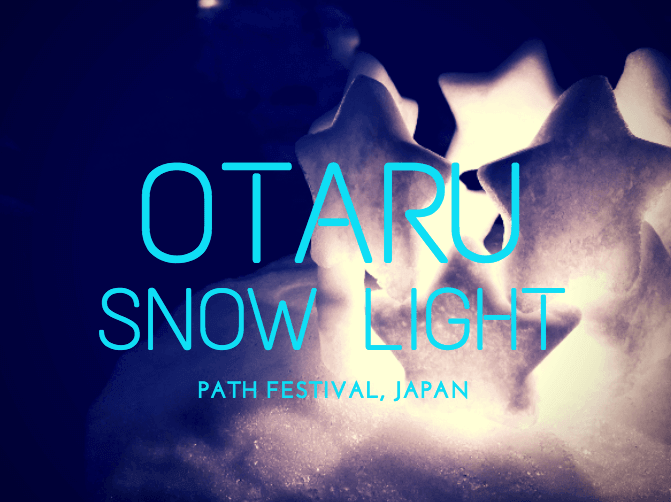 The Otaru Snow Light Path Festival in Photos