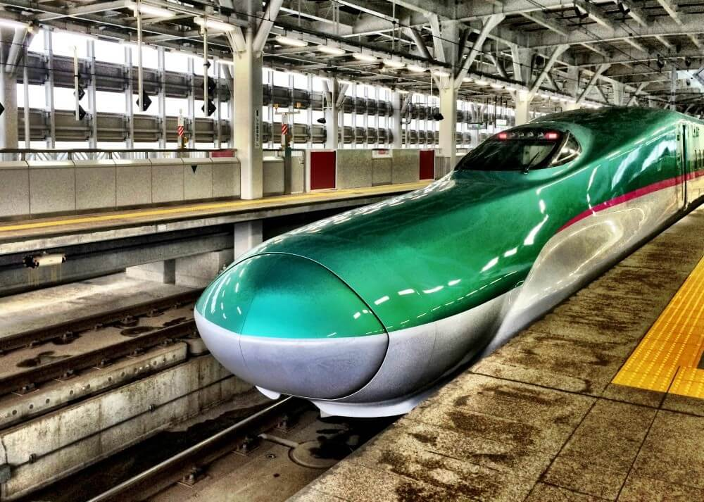 how to travel on trains in japan