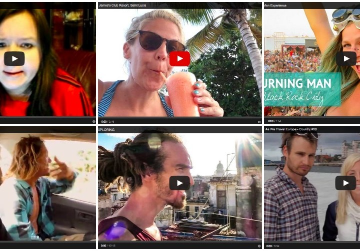Lessons I've Learned from the Top Travel Vloggers