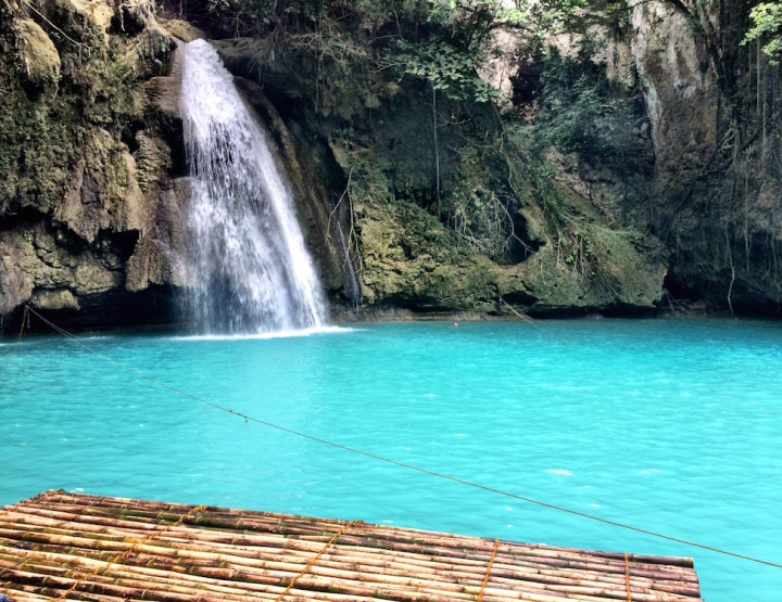 Exploring the Incredible Kawasan Falls in Cebu