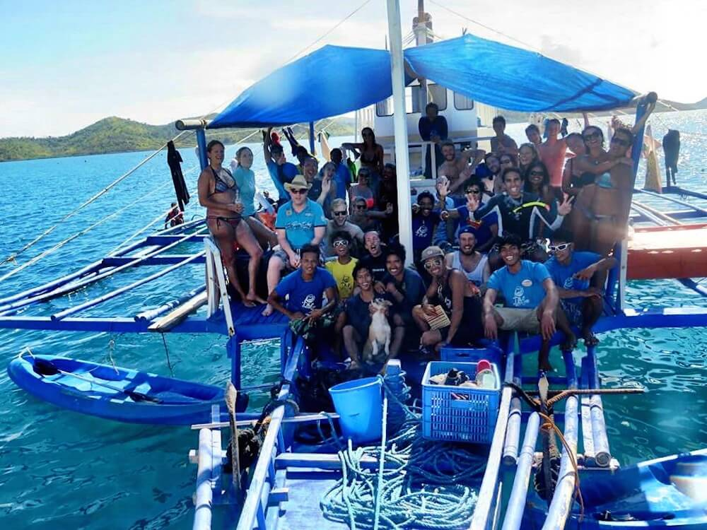 Tao Expedition group