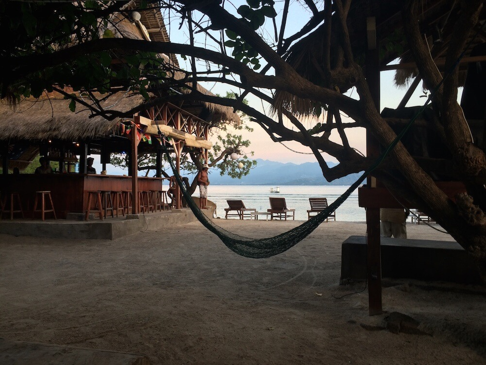 Cool things to do on Gili T
