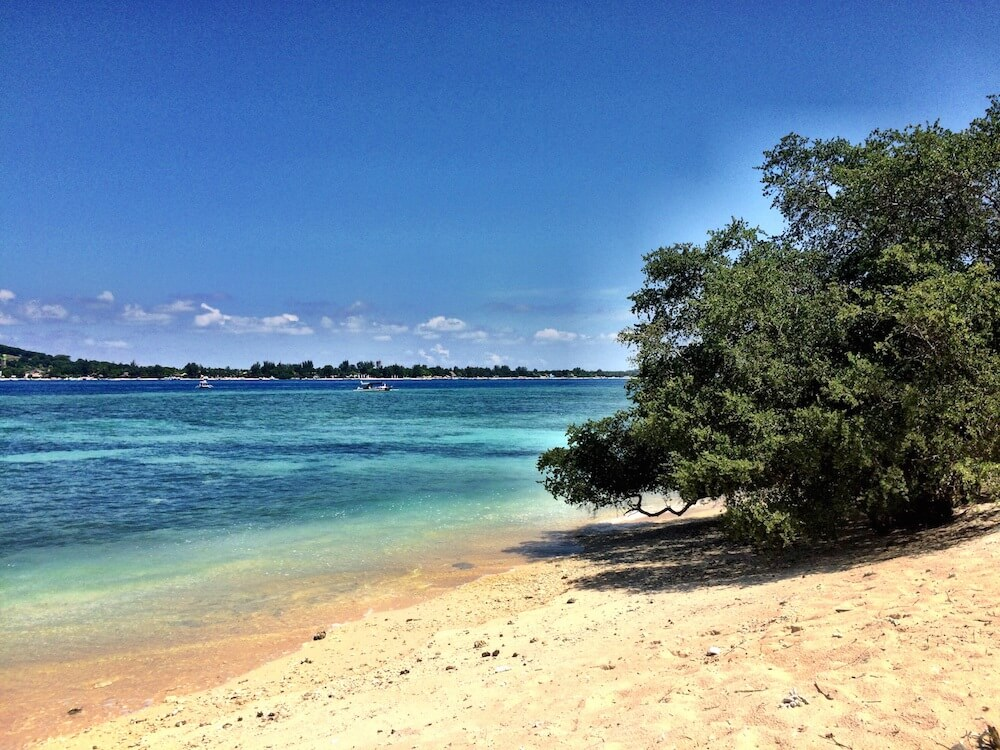How to get to Gili Meno from Gili T
