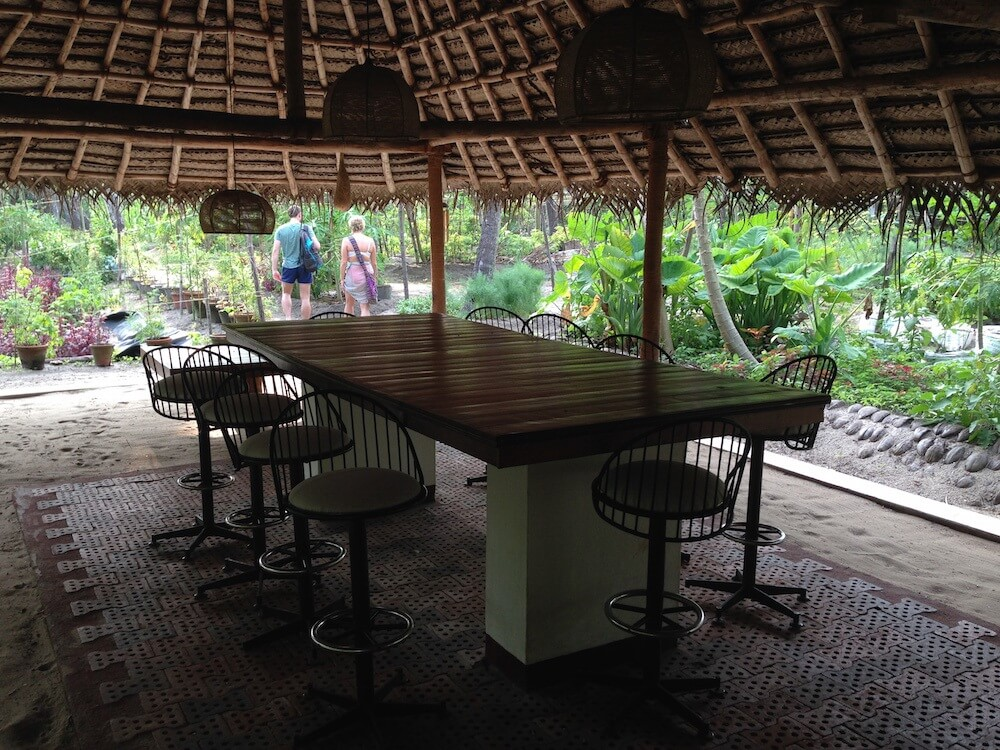 Cooking class Marari Beach Resort