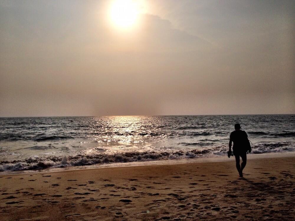The Beach at Marari