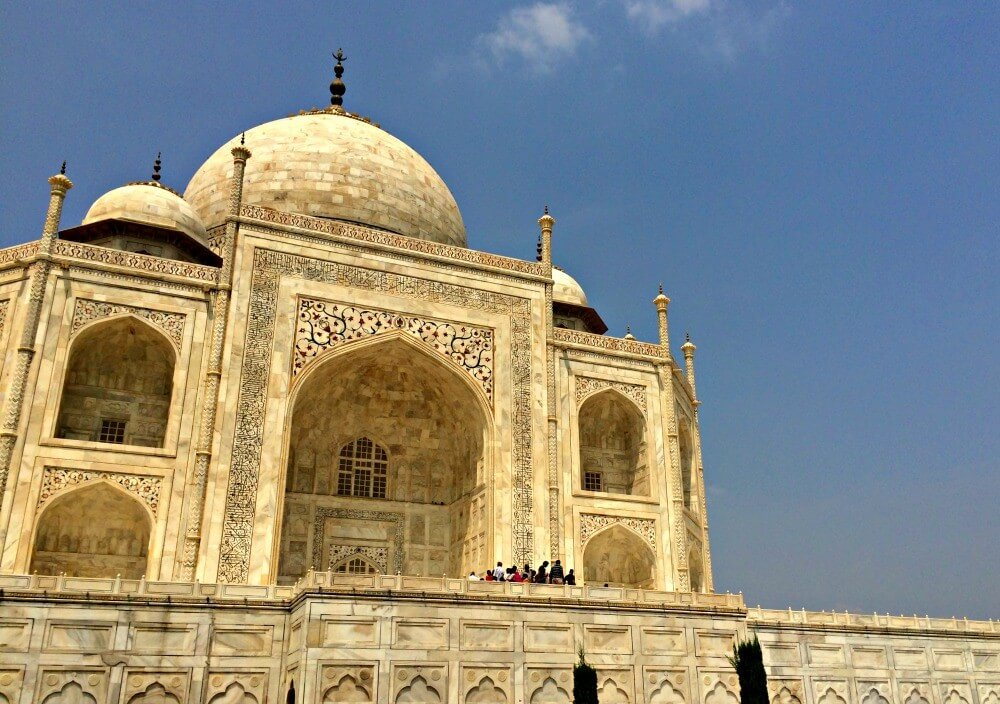 Exploring the Taj Mahal