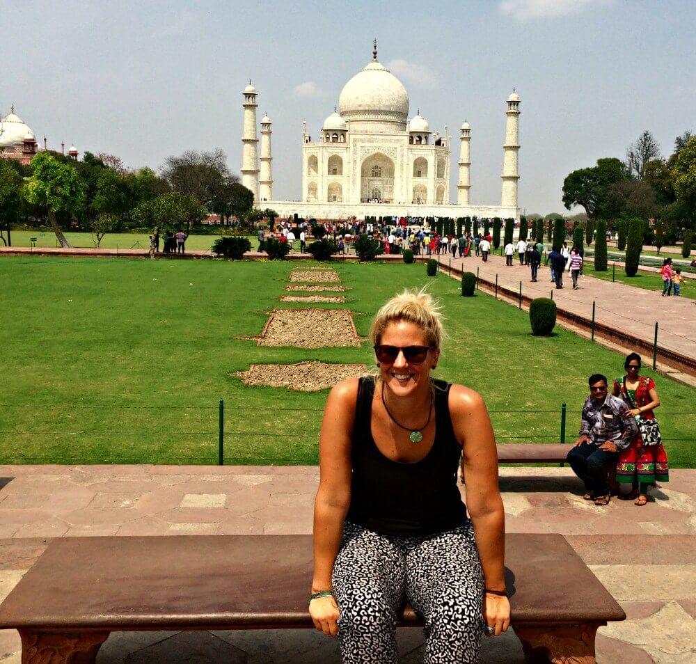Love the Taj Mahal