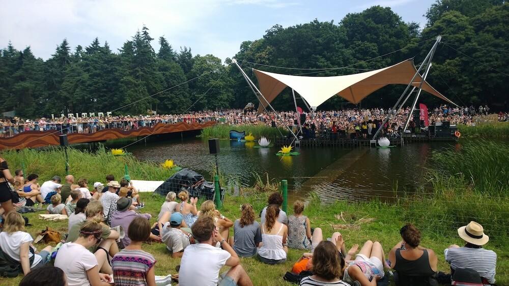 Exploring Latitude Festival