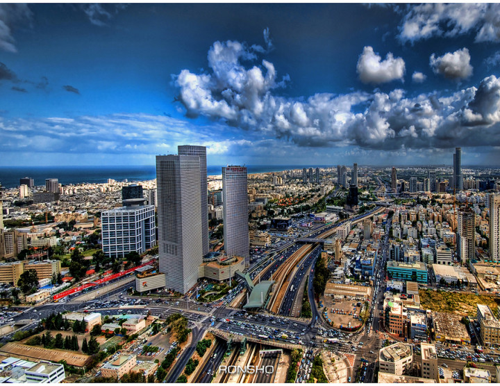 Next Up: A Trip With VIBE Israel to... Israel!