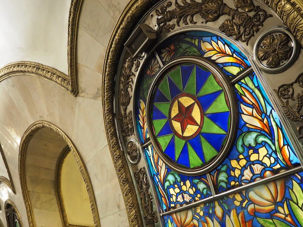 Amazing Photos of the Moscow Metro