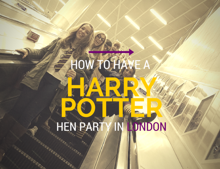 How to Have a Harry Potter Hen Party in London