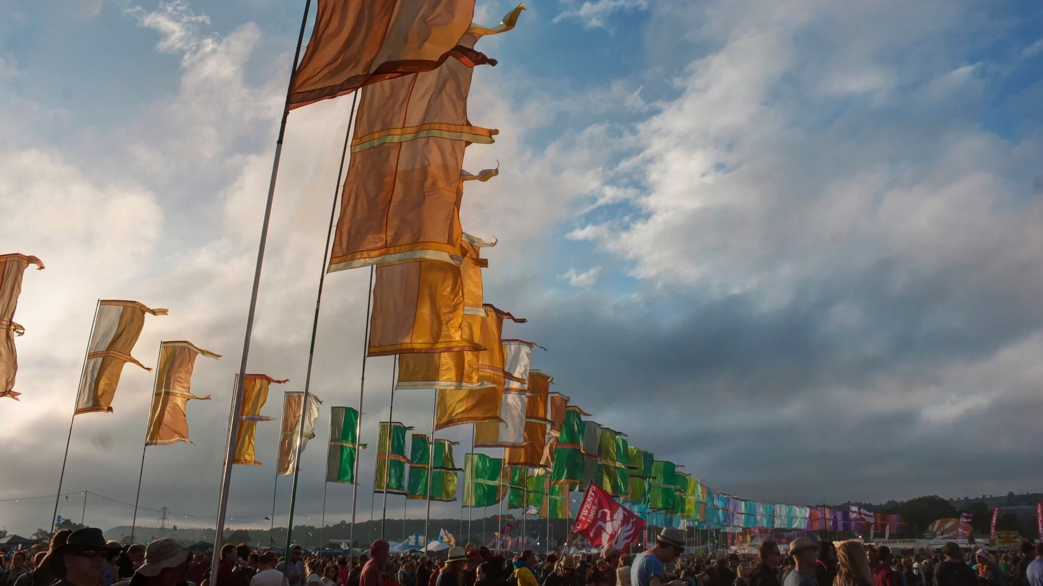 Blog posts about Glastonbury