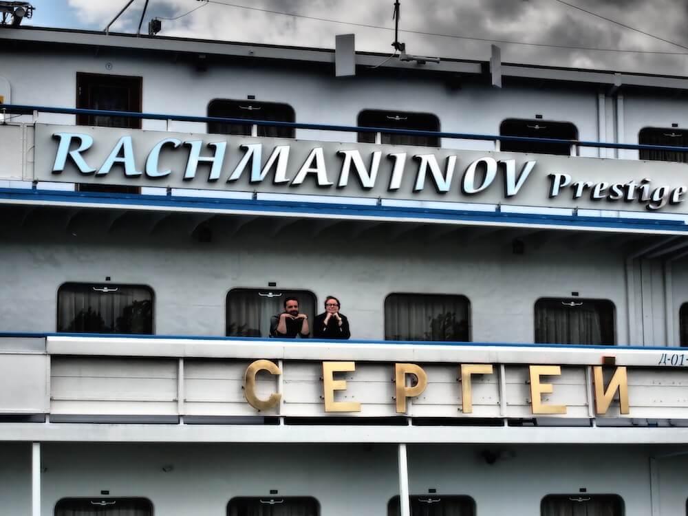 Cruising in Russia