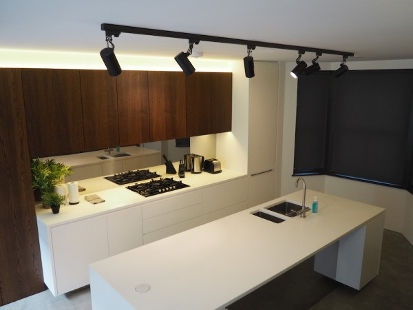 Notting Hill house kitchen