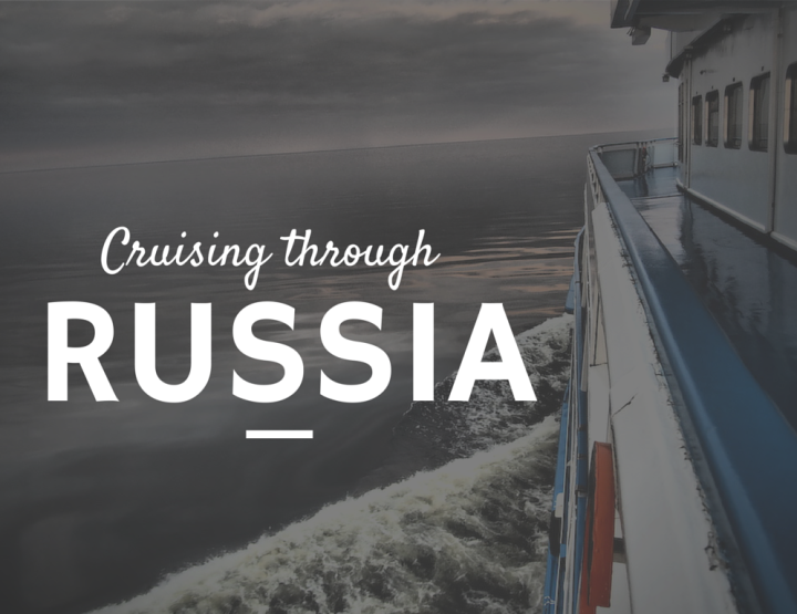 My Cruise From Moscow to St Petersburg with 220 OAPs