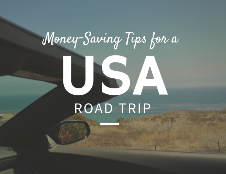 12 Best Ways to Save Money on a USA Road Trip