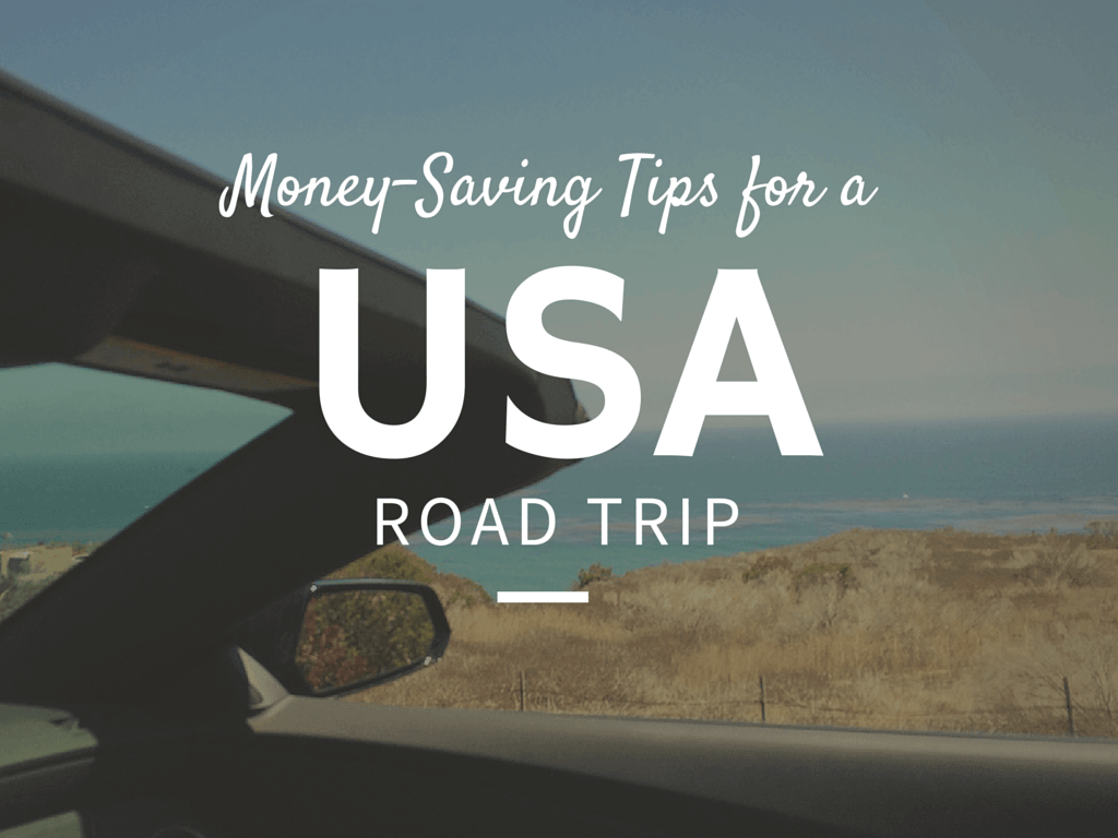 USA road trip money tips
