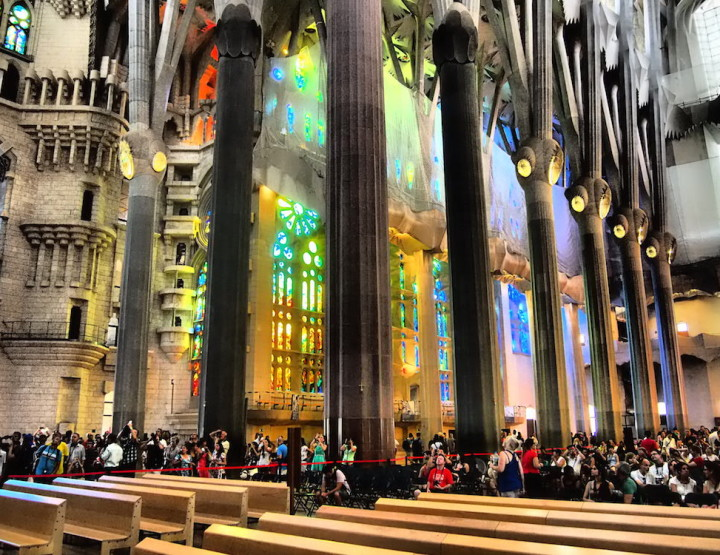 23 Reasons Why You Need to Go Inside the Sagrada Familia