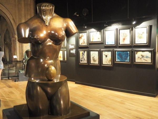 Dali Museum in Paris